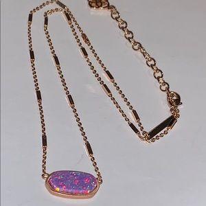 Kendra Scott Jewelry - Kendra Scott  Rose Gold Tone Necklace